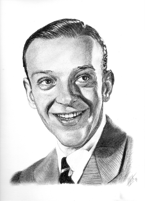 Fred Astaire by ARitz